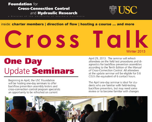 USC Training Courses