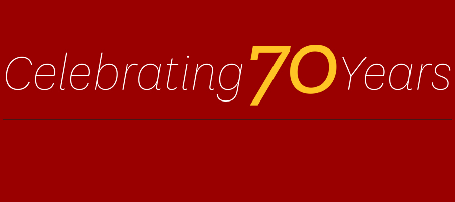 The USC Foundation Celebrates its 70th Anniversary!