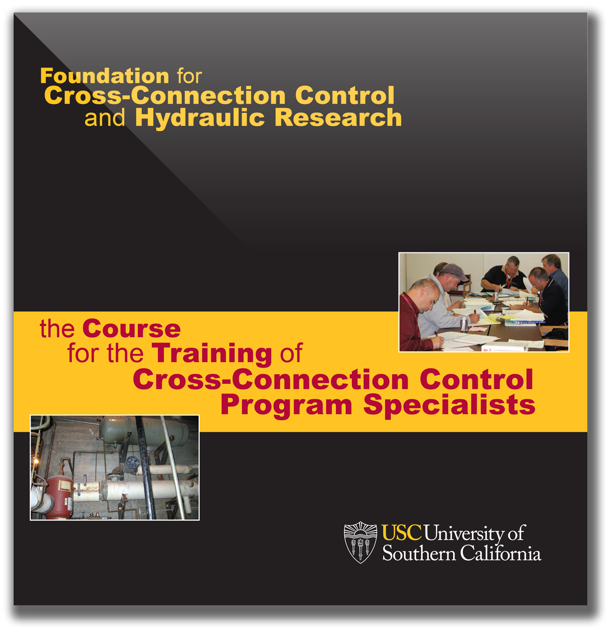 Manual of CrossConnection Control Tenth Edition