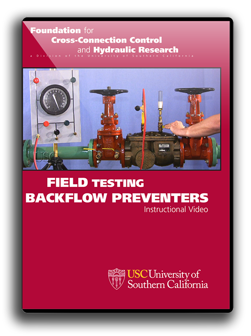 Field Testing Backflow Preventers Instructional Video